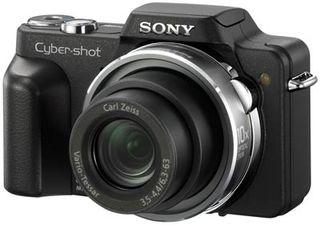 Sony DSC-H3 černý