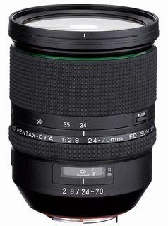 Pentax D FA 24-70 mm f/2.8 ED SDM WR