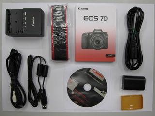 Canon EOS 7D tělo