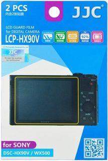 JJC ochranná folie LCD LCP-HX90 pro Sony HX90, HX90V a WX500