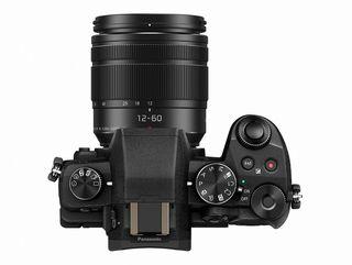 Panasonic Lumix DMC-G80 + 12-60 mm - Základní kit