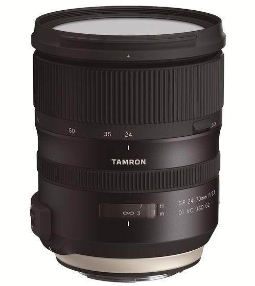Tamron SP 24-70 mm F/2.8 Di VC USD G2 pro Canon