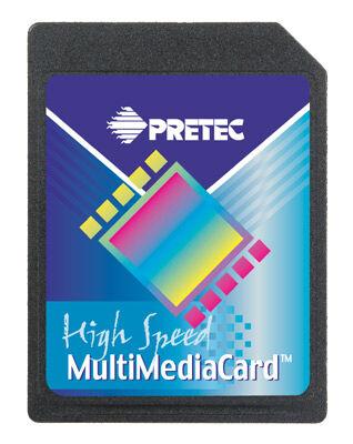 Pretec 128MB MultiMedia