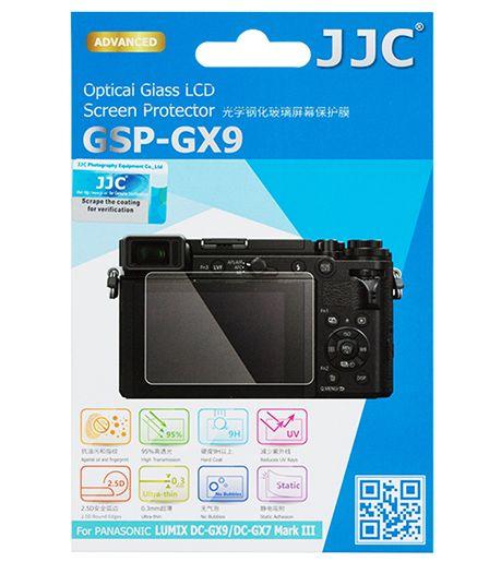 JJC ochranné sklo na displej pro Panasonic Lumix DC-GX9