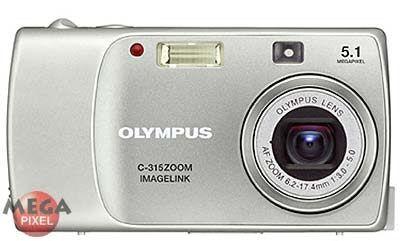 Olympus C-315 Zoom
