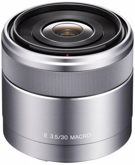 Sony 30 mm f/3,5 Macro SEL