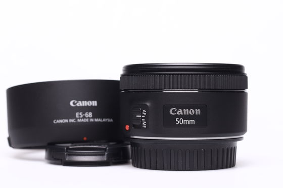 Canon EF 50mm f/1,8 STM bazar
