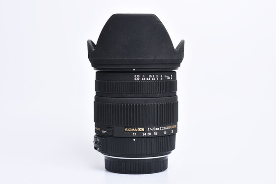 Sigma 17-70mm f/2,8-4,0 DC Macro OS HSM pro Pentax bazar