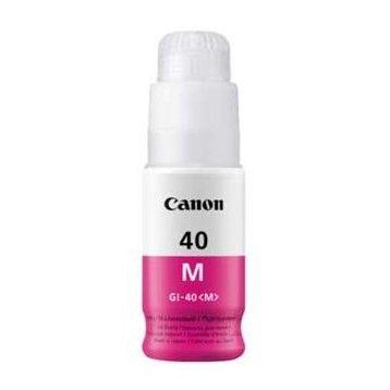 Canon GI-40 M magenta - purpurová