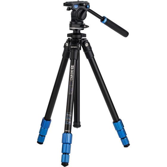 Benro Slim TSL08A + videohlava S2