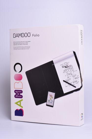 Wacom Bamboo Folio L bazar