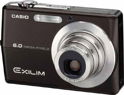 Casio EXILIM Z600 černý
