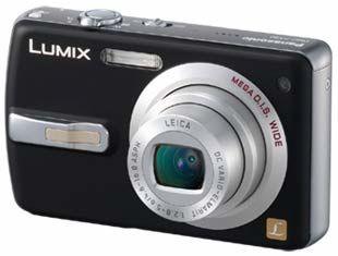 Panasonic DMC-FX50 černý