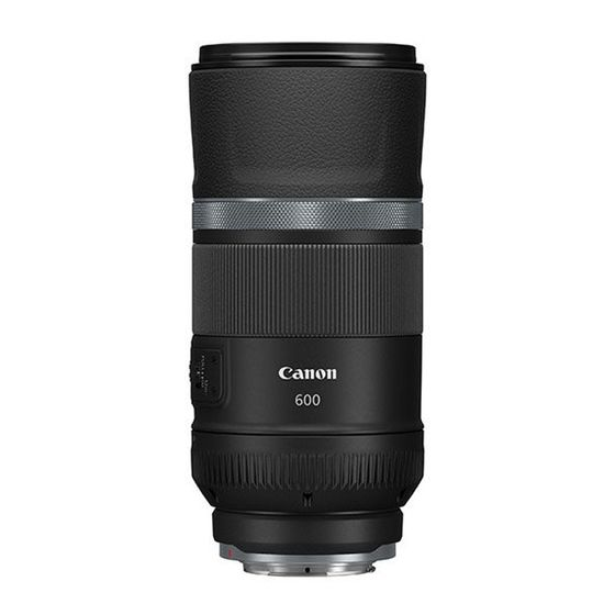 Canon RF 600 mm f/11 IS STM