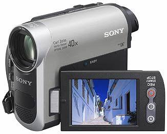 Sony DCR-HC37E