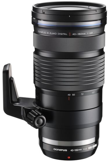 Olympus M.ZUIKO ED 40-150 mm f/2,8 PRO