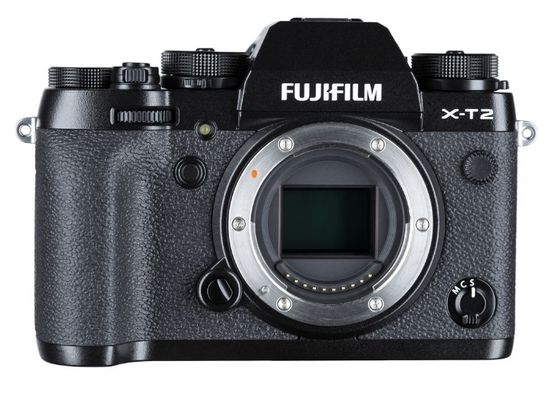 Fujifilm X-T2 tělo černý + Fujifilm Vertical Grip VPB-XT2