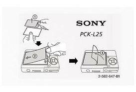 Sony fólie PCK-L25