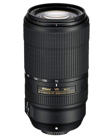 Nikon 70-300 mm f/4,5–5,6 E AF-P ED VR