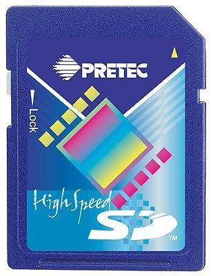 Pretec 2GB SD