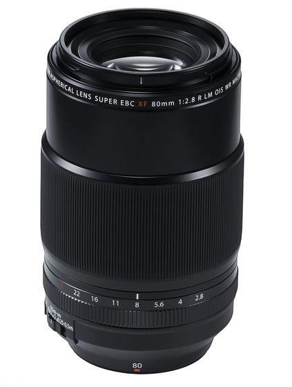 Fujifilm XF 80 mm f/2.8 R LM OIS WR Macro