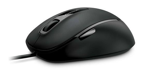 Microsoft Comfort Mouse 4500 šedá