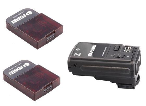 Fomei Digital Pro X-1 sada vysílače, dvou přijímačů a USB ovladače