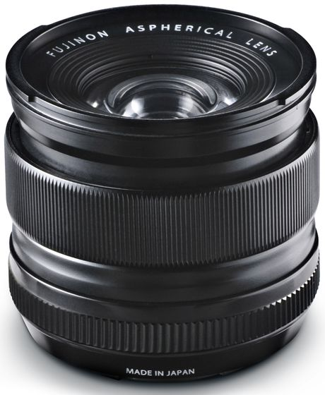 Fujifilm XF 14 mm f/2,8 R