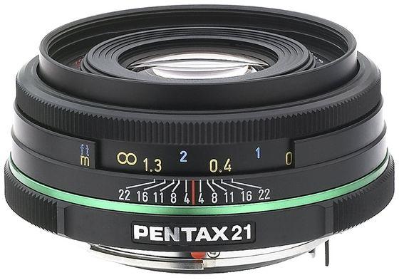 Pentax DA 21mm f/3,2 AL Limited