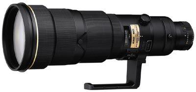 Nikon 500 mm F4D AF-S II ČERNÝ