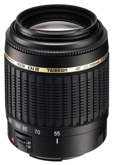 Tamron AF 55-200mm f/4,0-5,6 Di II Macro pro Canon