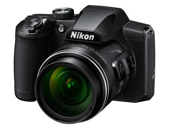 Nikon Coolpix B600 černý + pouzdro