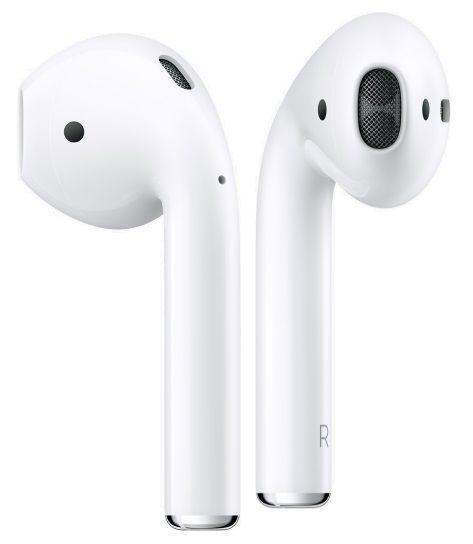 Apple sluchátka AirPods 2019 s bezdrátovým nabíjecím pouzdrem