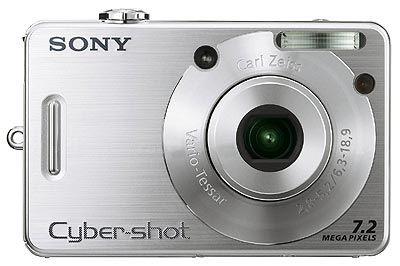 Sony DSC-W70