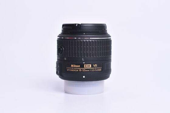 Nikon 18-55mm f/3,5-5,6 G AF-S G II DX VR bazar