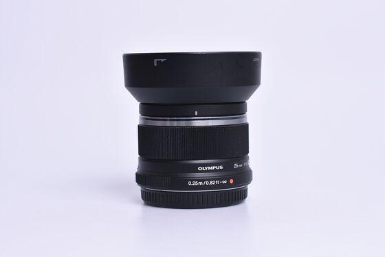 Olympus M.ZUIKO 25mm f/1,8 bazar