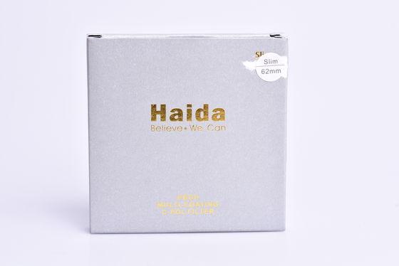 Haida polarizační cirkulární filtr PROII MC Slim 62mm bazar