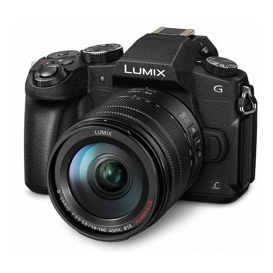 Panasonic Lumix DMC-G80 + 14-140 II mm