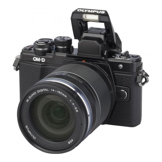 Olympus OM-D E-M10 Mark III + 14-150 mm