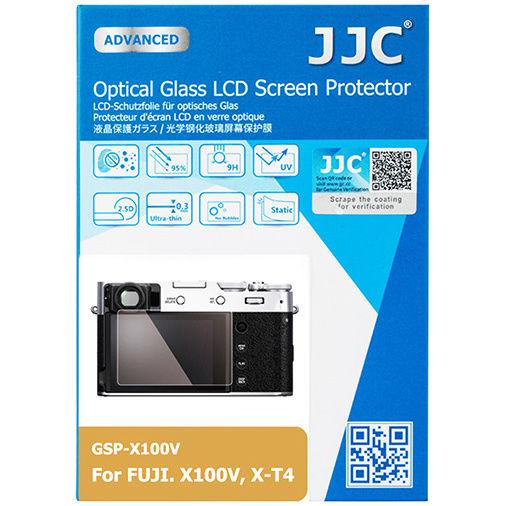 JJC ochranné sklo na displej pro Fujifilm X-T4 a X100V