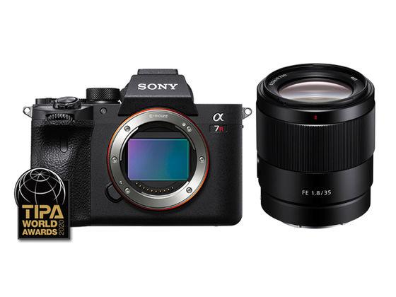 Sony Alpha A7R IV +  FE 35 mm f/1,8