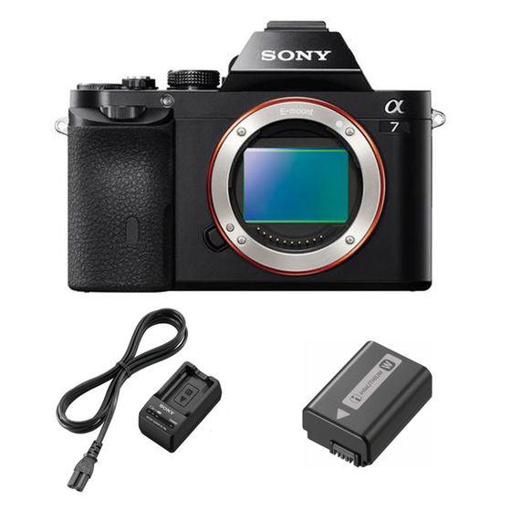 Sony Alpha A7 tělo - Power kit