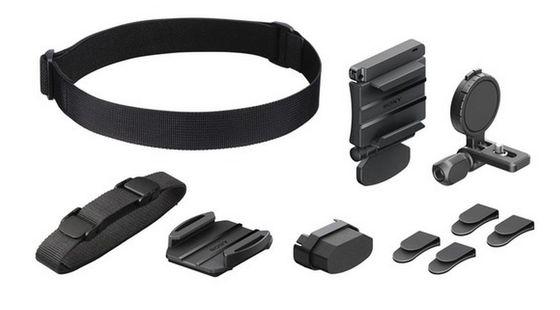 Sony univerzální systém upevnění na hlavu BLT-UHM1 pro Action Cam