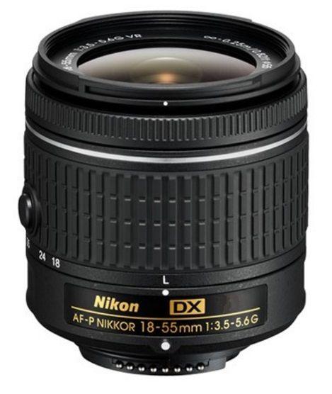 Nikon 18-55 mm f/3,5-5,6 G AF-P DX