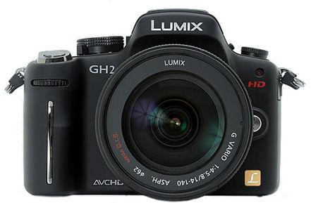 Panasonic Lumix DMC-GH2 + 14-140 mm