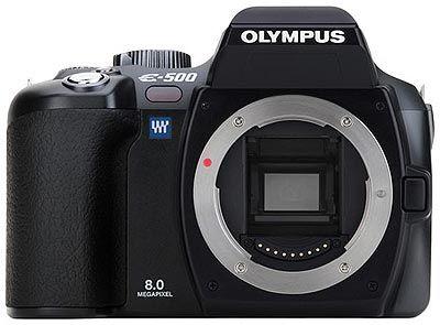 Olympus E-system E-500