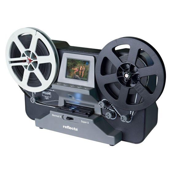 Reflecta skener Super 8 - Normal 8 Scan - Zánovní!