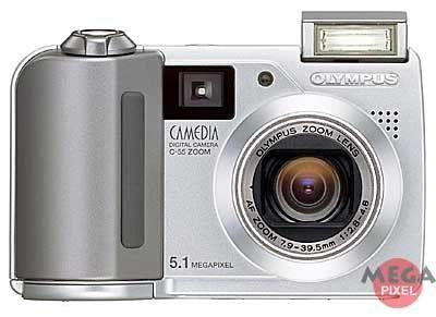 Olympus C-55 Zoom