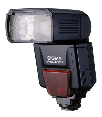 Sigma EF-500 DG Super pro Canon