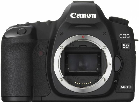 Canon EOS 5D Mark II tělo